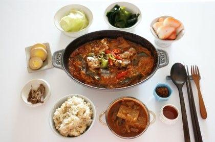 솜블리쌀롱 _ korea home meal