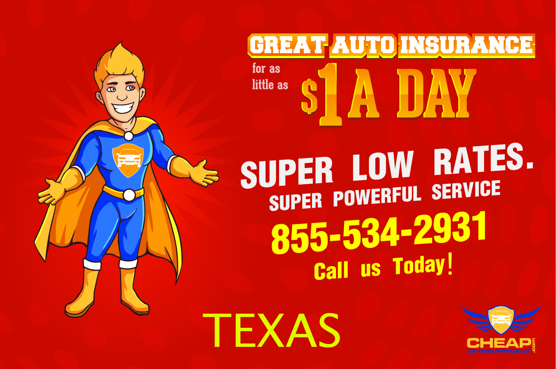 Car Insurance Texas. Looking for affordable auto insurance