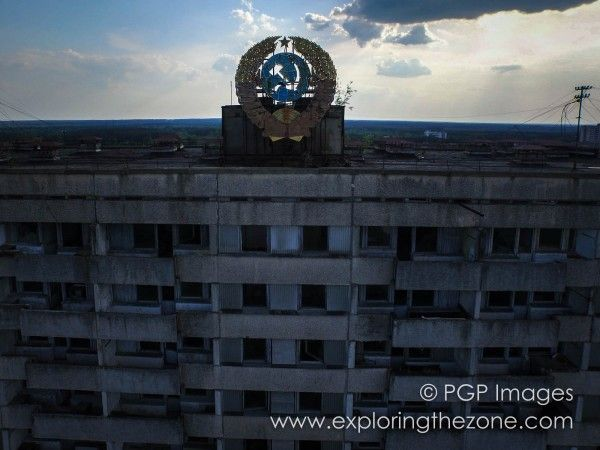 Review Flying Dji S Inspire 1 In The Chernobyl Nuclear Exclusion Zone Chernobyl Uav Uav Drone