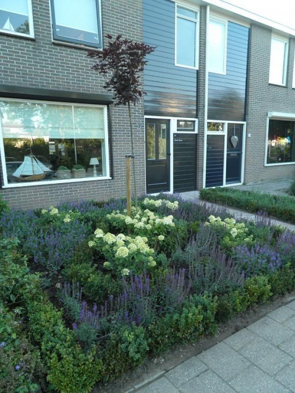 Mooie voortuin garden pinterest tuin projecten tuin for Mooie voortuinen foto s