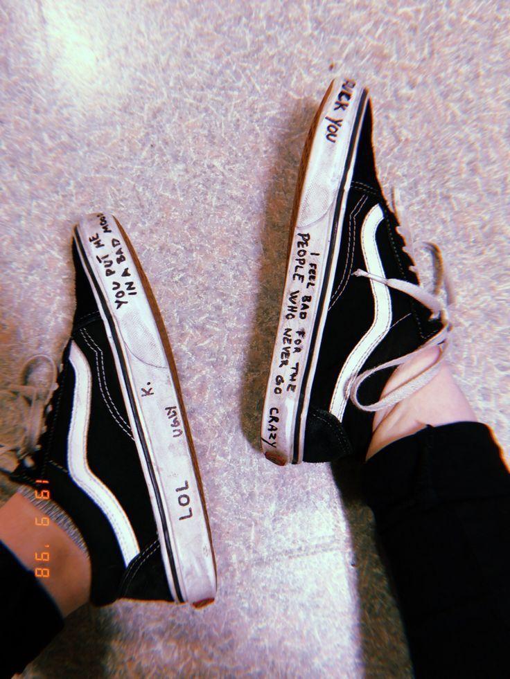 25 + › vans – # shoes #Vans – Kochen – #Kochen #Shoes #Vans