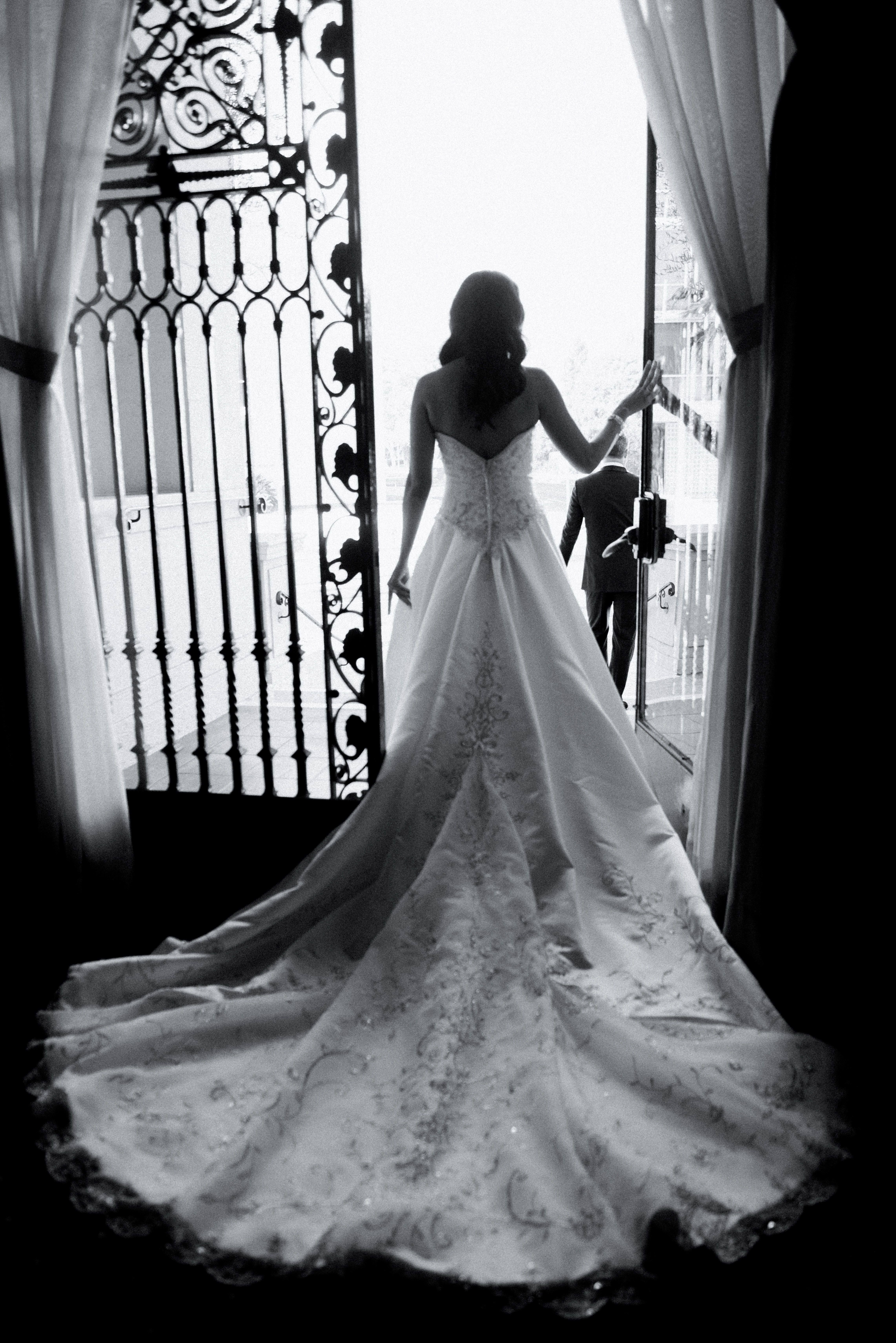 2 piece crop top wedding dress  First Look Bride  Groom Wedding Dress Blush  Marsala Wedding