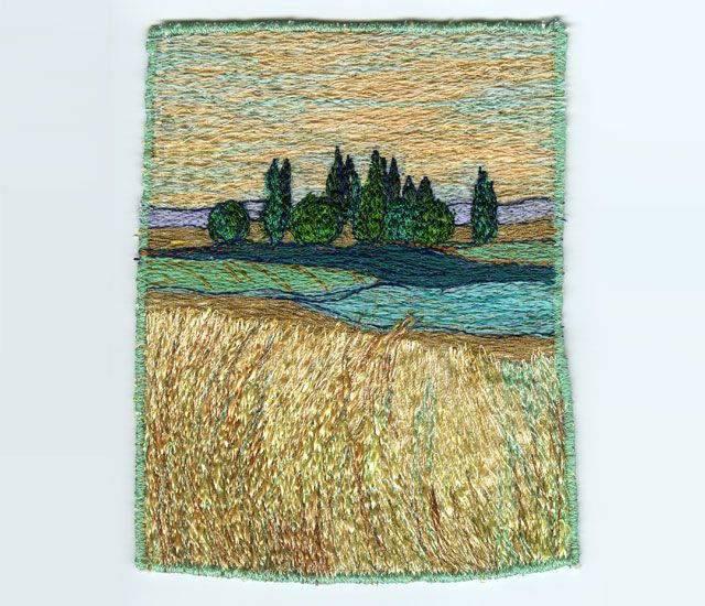 Carol Naylor textile