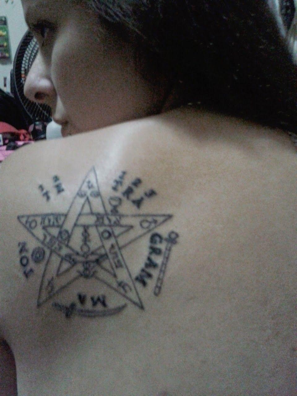 Tetragrammaton Tattoo Tatuajes Tetragramaton Tatoo