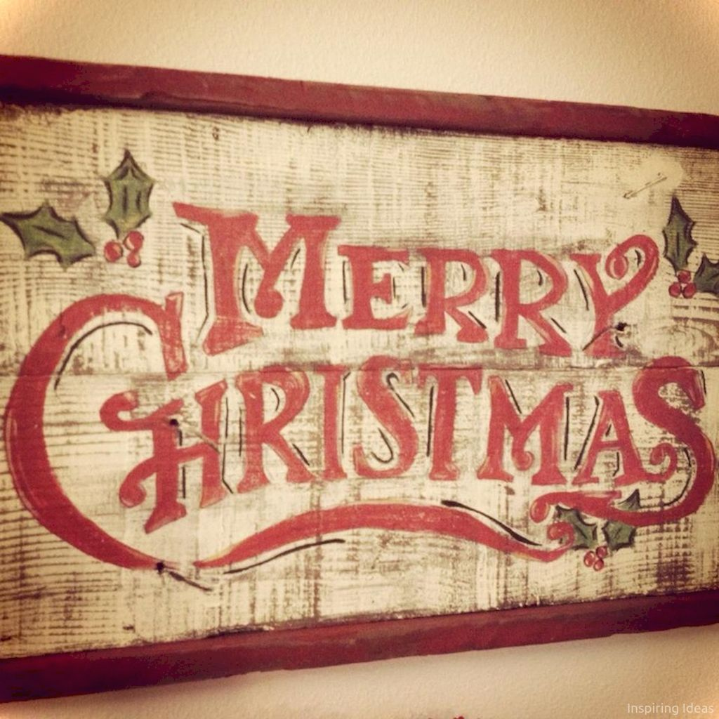 45 Creative Christmas Signs And Saying Ideas