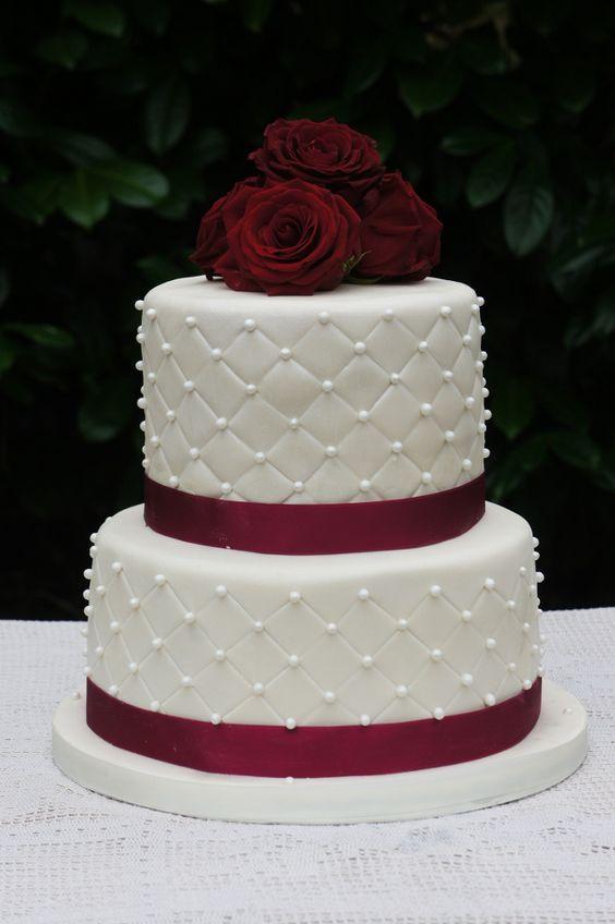 Hochzeitstorte rosen Perlen 664999  Hochzeitstorten in 2019  Hochzeitstorte rosen Torte