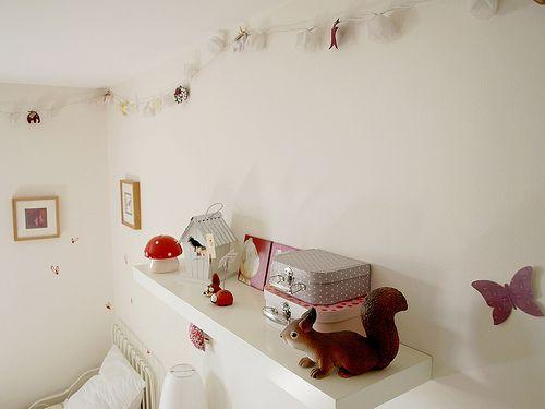 Nice child bedroom