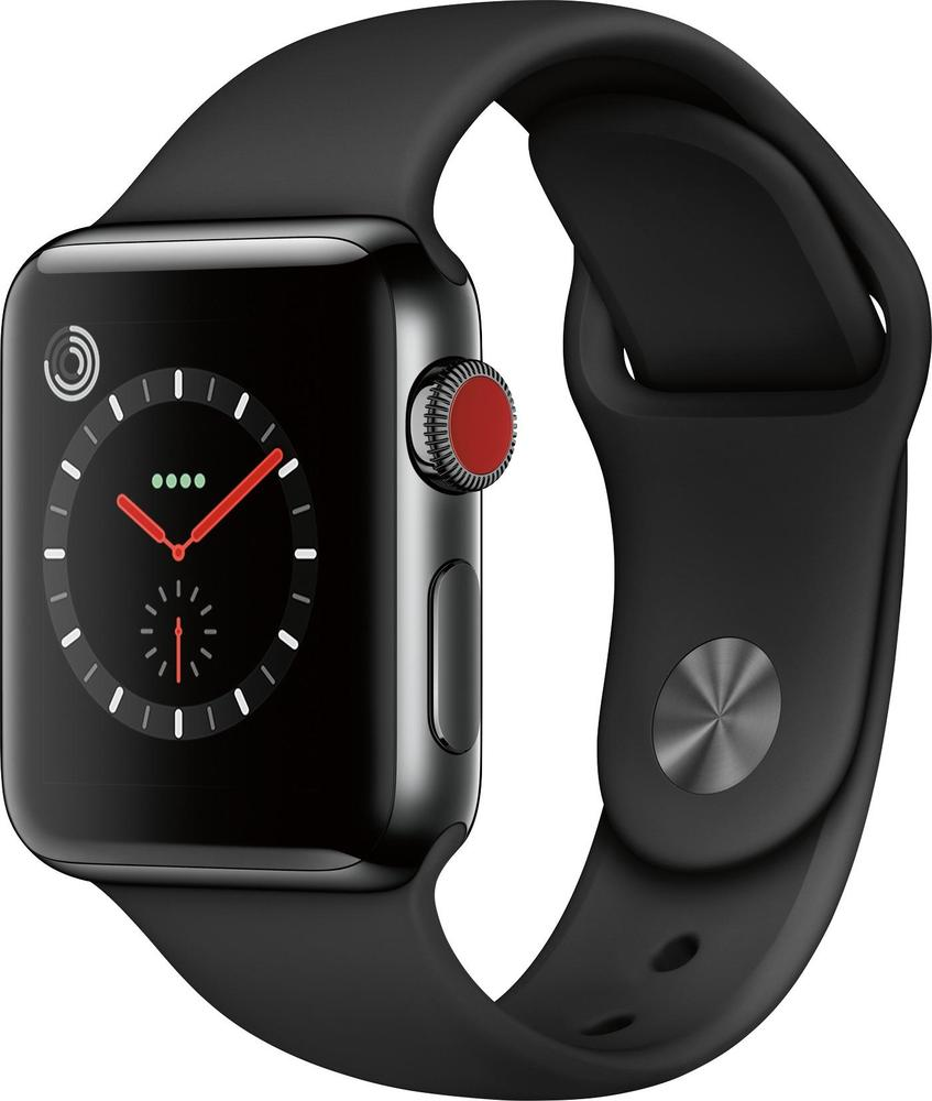 Apple Apple Watch Series 3 (GPS + Cellular), 38mm Space