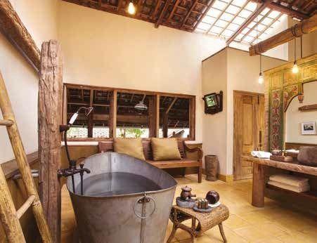 Traditional, Tropical, Ethnic | Bathroom | Vila Alam Manis ...