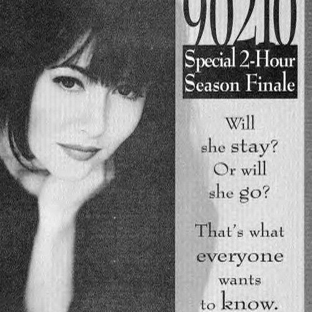 Beverly Hills 90210 season 3 finale  Brenda did