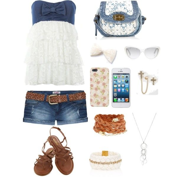 """""""Real county fair outfit!!!!!!!"""" by cookit123 on Polyvore"""