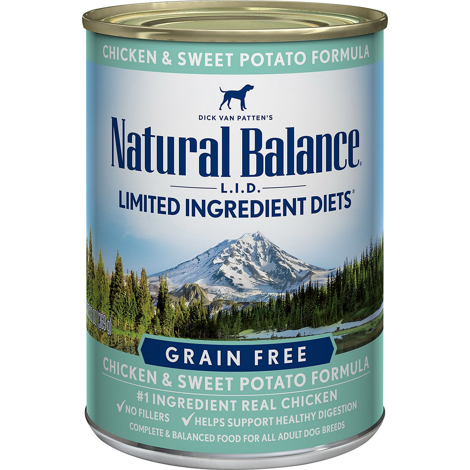 Natural Balance L I D Limited Ingredient Diets Chicken Sweet