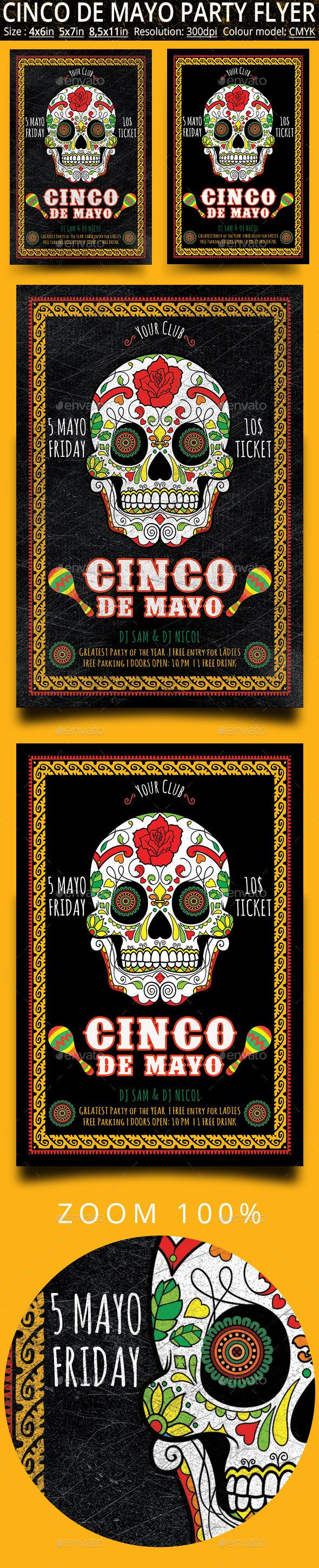 event flyer size pike productoseb co