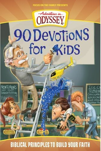 Kid Devotions
