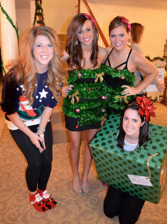 Crazy Christmas Party Ideas Part - 20: 22 Fun And Quirky Christmas Costume Ideas For Your Holiday Party