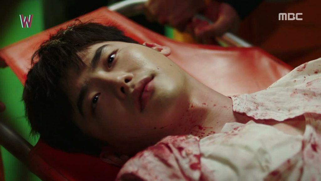 W–Two Worlds: Episode 1 » Dramabeans Korean drama recaps | W - Two
