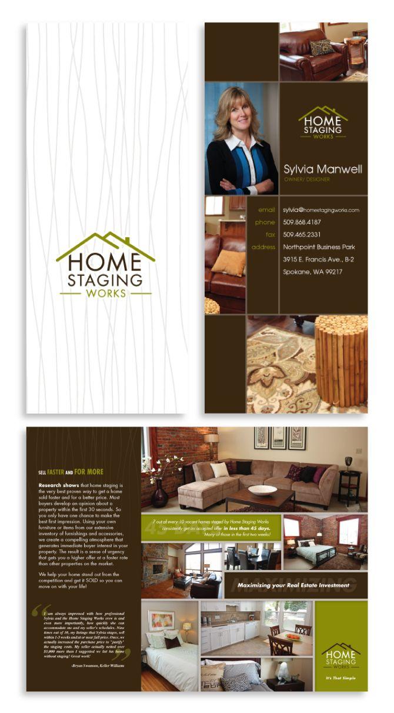 home staging works brochure