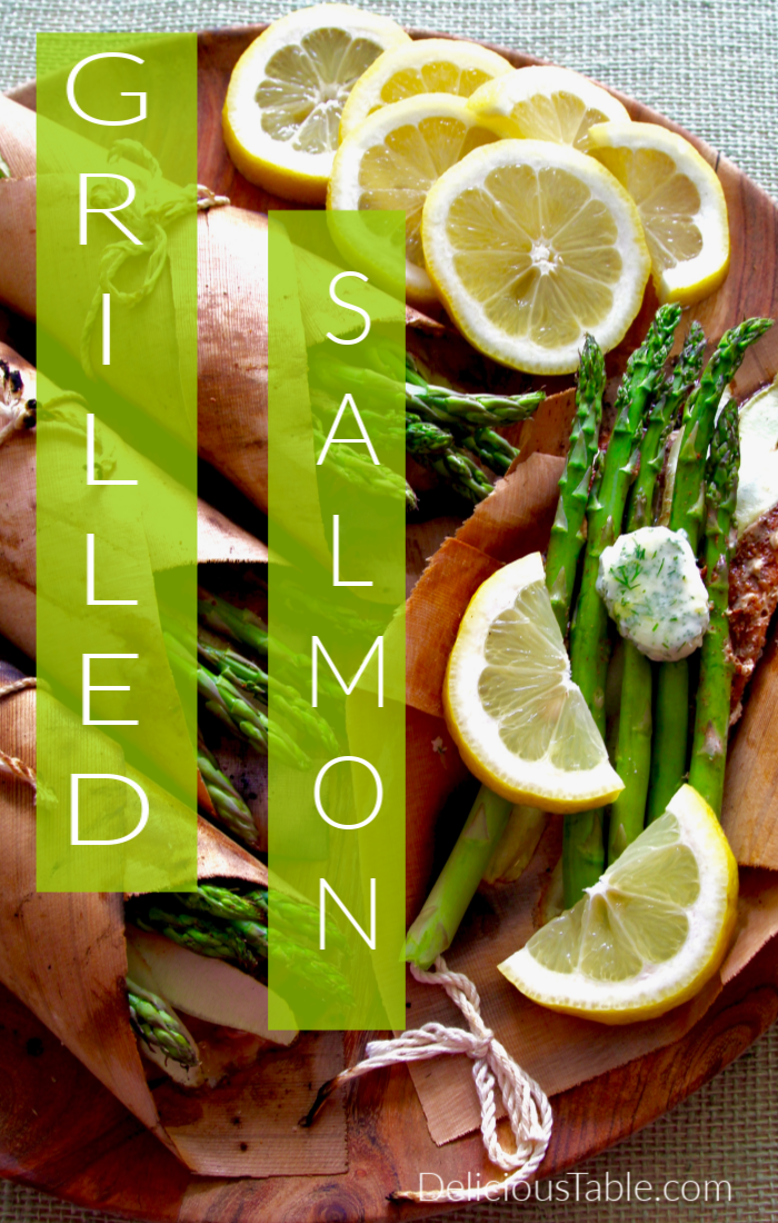 Grilled Salmon images