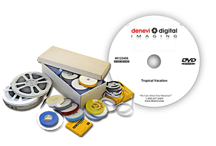 16mm Super 8 And 8mm Film To Dvd Conversion Service 8mm Film Vhs To Dvd Dvd