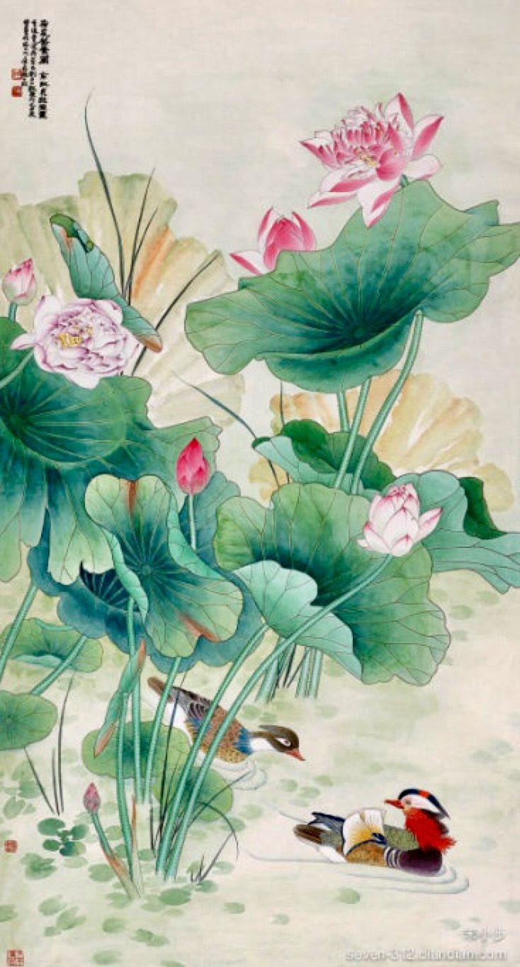 See Bottom Right For Source Asian Art Pinterest Art Painting