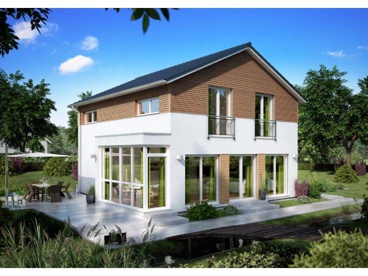 Innovation R - Haus R140_3_V08 - #Einfamilienhaus von RENSCH-HAUS ...