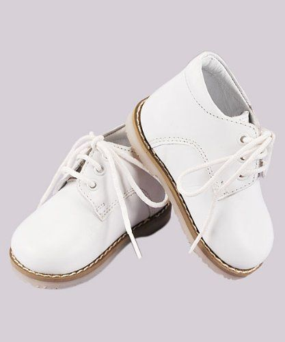 116a62b5c5ad Josmo Leather Oxford Dress Boots (Infant