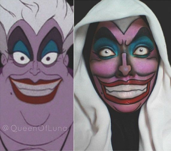 Makeup Artist Uses Hijab To Creatively Transform Herself Into - Makeup artist uses hijab to transform herself into disney characters
