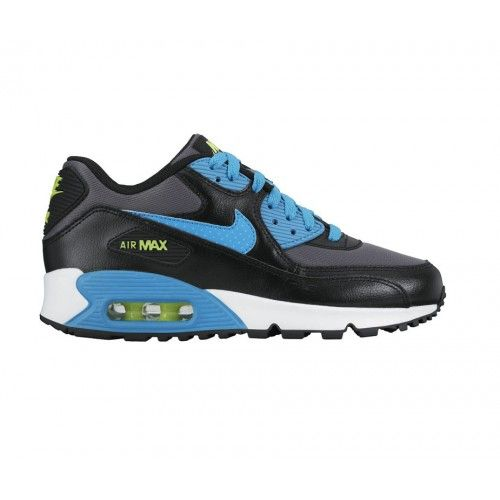 Nike Air Max 90 Mesh GS Çocuk Spor Ayakkabı  109ad0c2388ad
