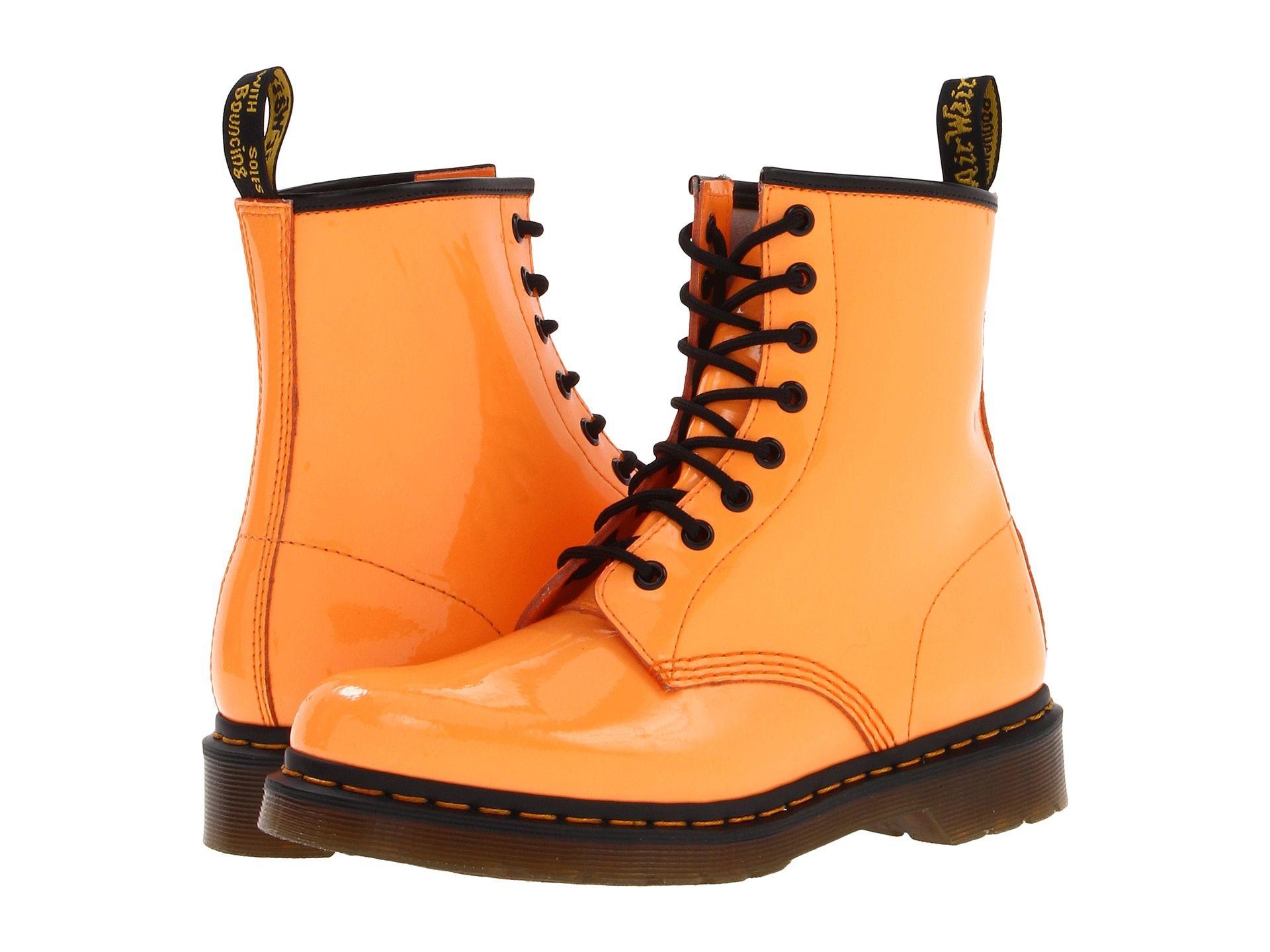 Dr. Martens 1460 W Acid Orange  39f425b949