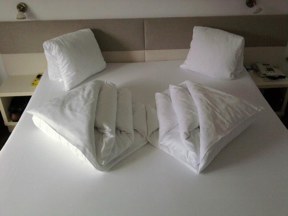 Betten Machen Dekorativ kreativ das bett machen eine inspiration unserem fan