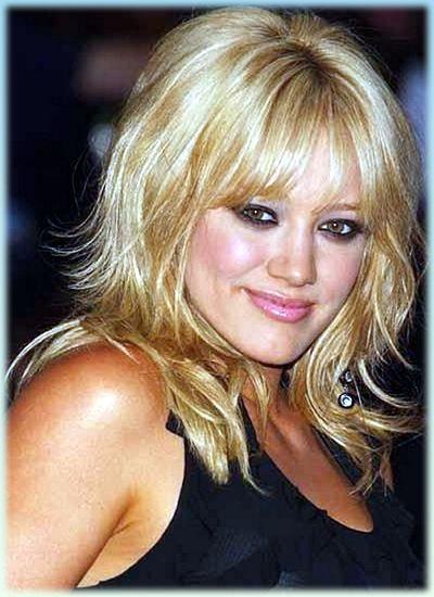 Damen Mittellang Haarschnitte 2014 Frisur Mittellang