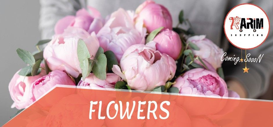 Karim Shopping Flowers Flowers Event Vegetables