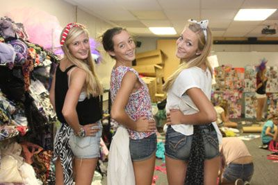 Fashion Design Institute At Pali Adventures Summer Camp A Summer Paradise Nestled In The San Bernardino Mountains In S Summer Camp Future Fashion Trend Setter