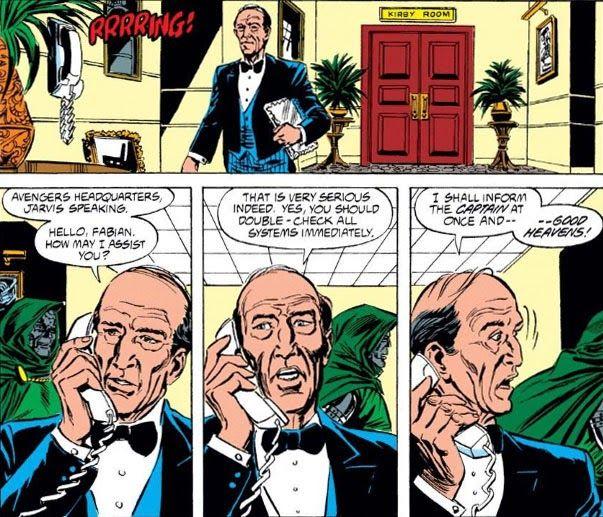 """The Peerless Power of Comics!: """"Velvet Rope?? BAH!"""""""