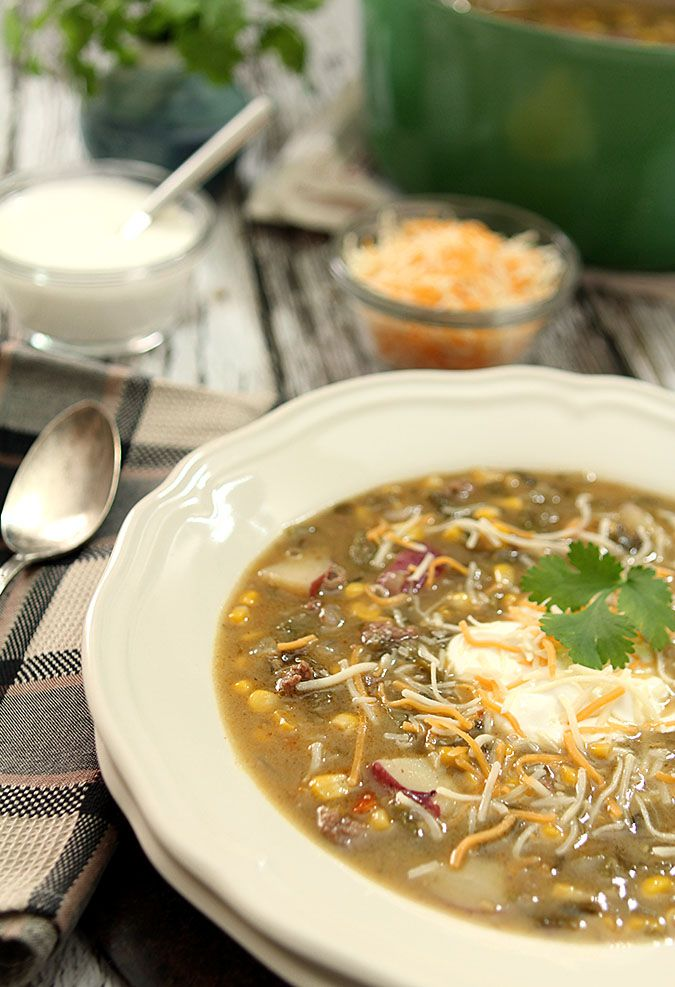 Green+Chile+Stew+from+Tocabe+An+American+Indian+Eatery+via+@creativculinary