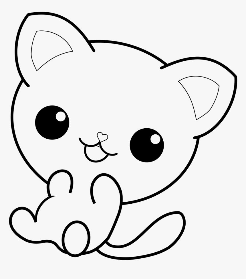 Cat Face Colouring Pages Cheshire Coloring Page Cartoon
