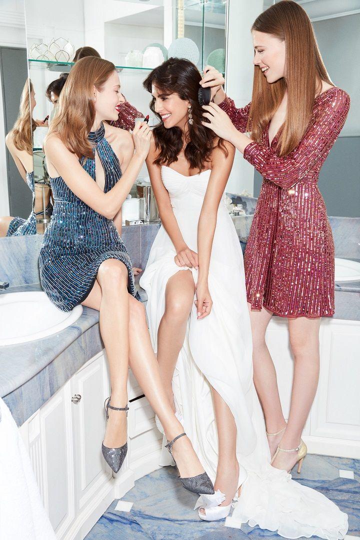 Alessandra Rinaudo 2018 Wedding Dresses | wedding dress #weddinggown #bridalcollection #bridalgown