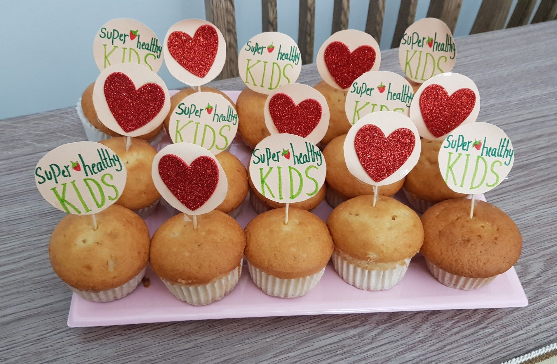 Healthy Cupcake