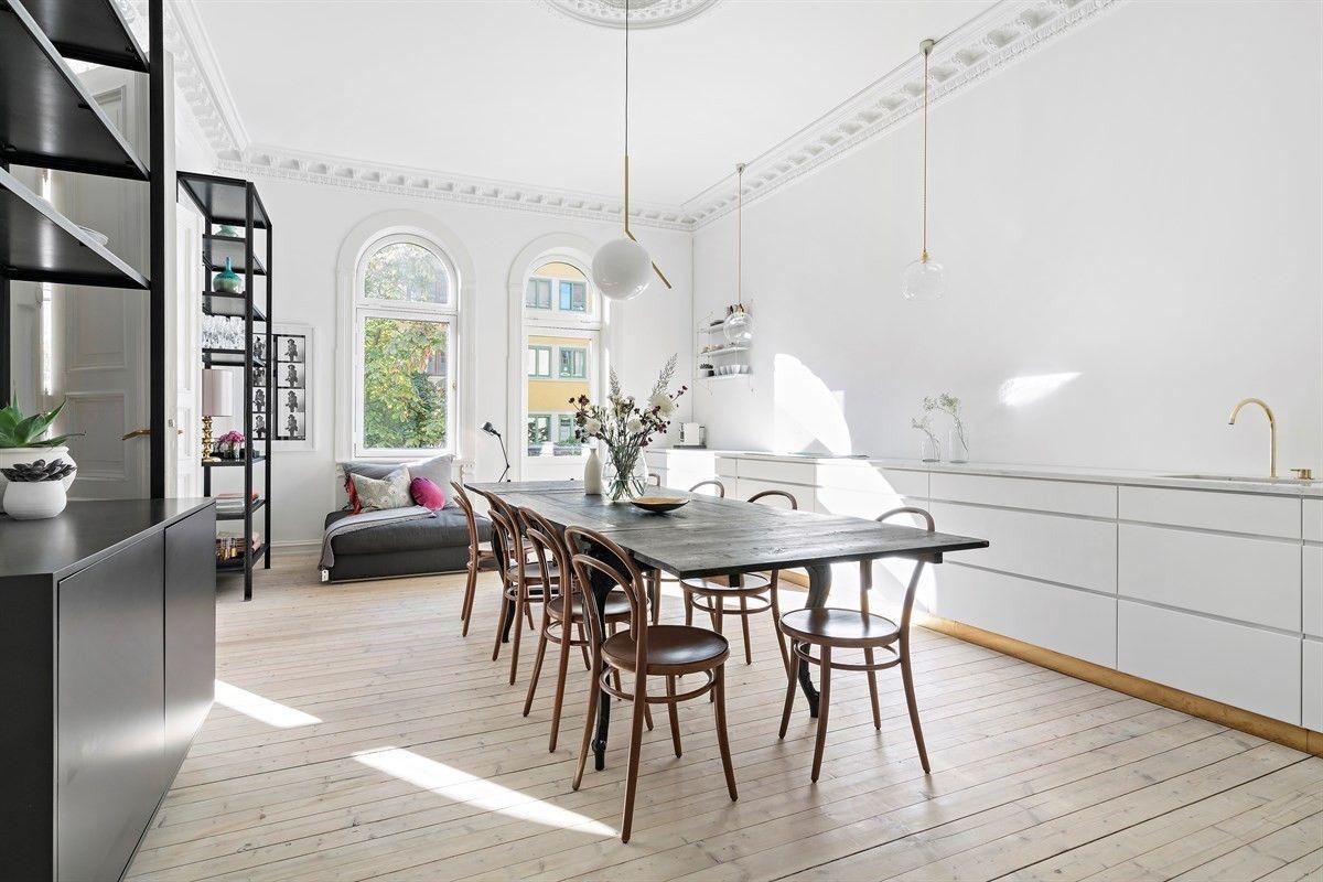 FINN – Boligdrøm pÃ¥ Frogner, klassisk leilighet med 3 stuer, 3 ...