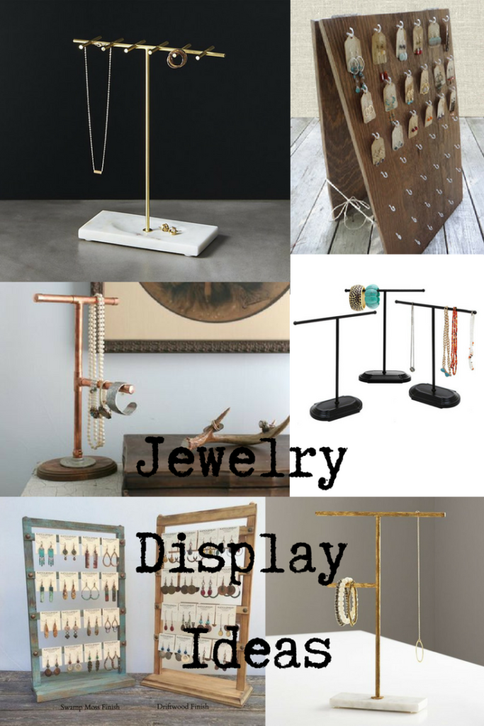 Roundup Of Jewelry Display Ideas For Craft Fairs Necklace