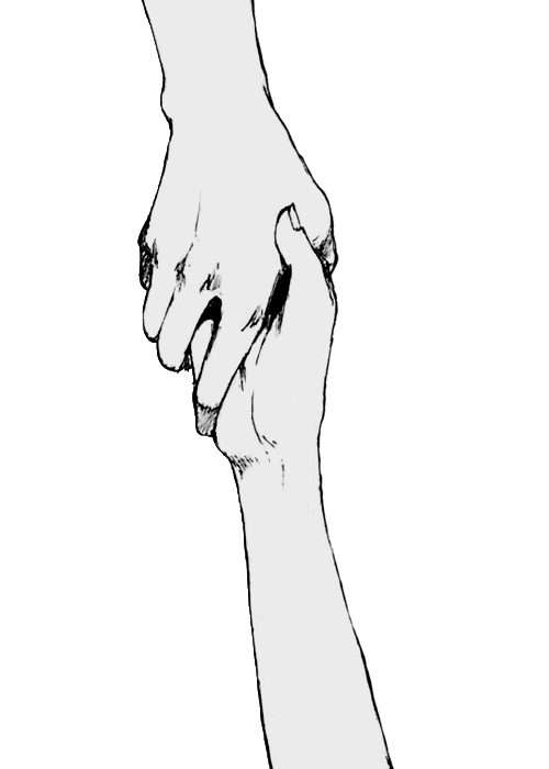 Tumblr Holding Hands Drawing Hand Drawing Reference Art Sketches