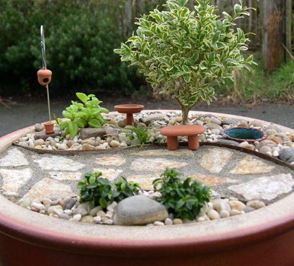 Le mini jardin zen - décoration et thérapie - Archzine.fr ...