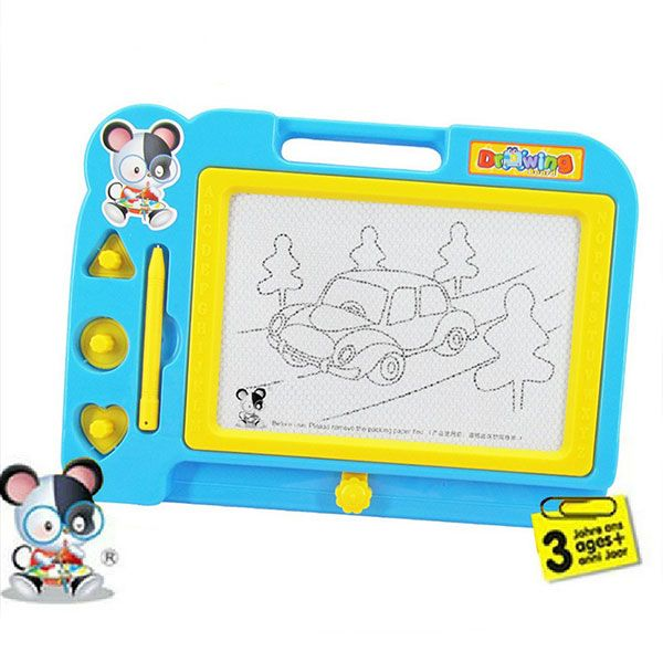 Magnetic Drawing Board Sketch Pad Doodle Writing Kids/' Children Educational Toy