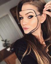 Photo of 23 Halloween Make-up scheint in diesem Jahr zu versuchen  23 Halloween Make-up s…