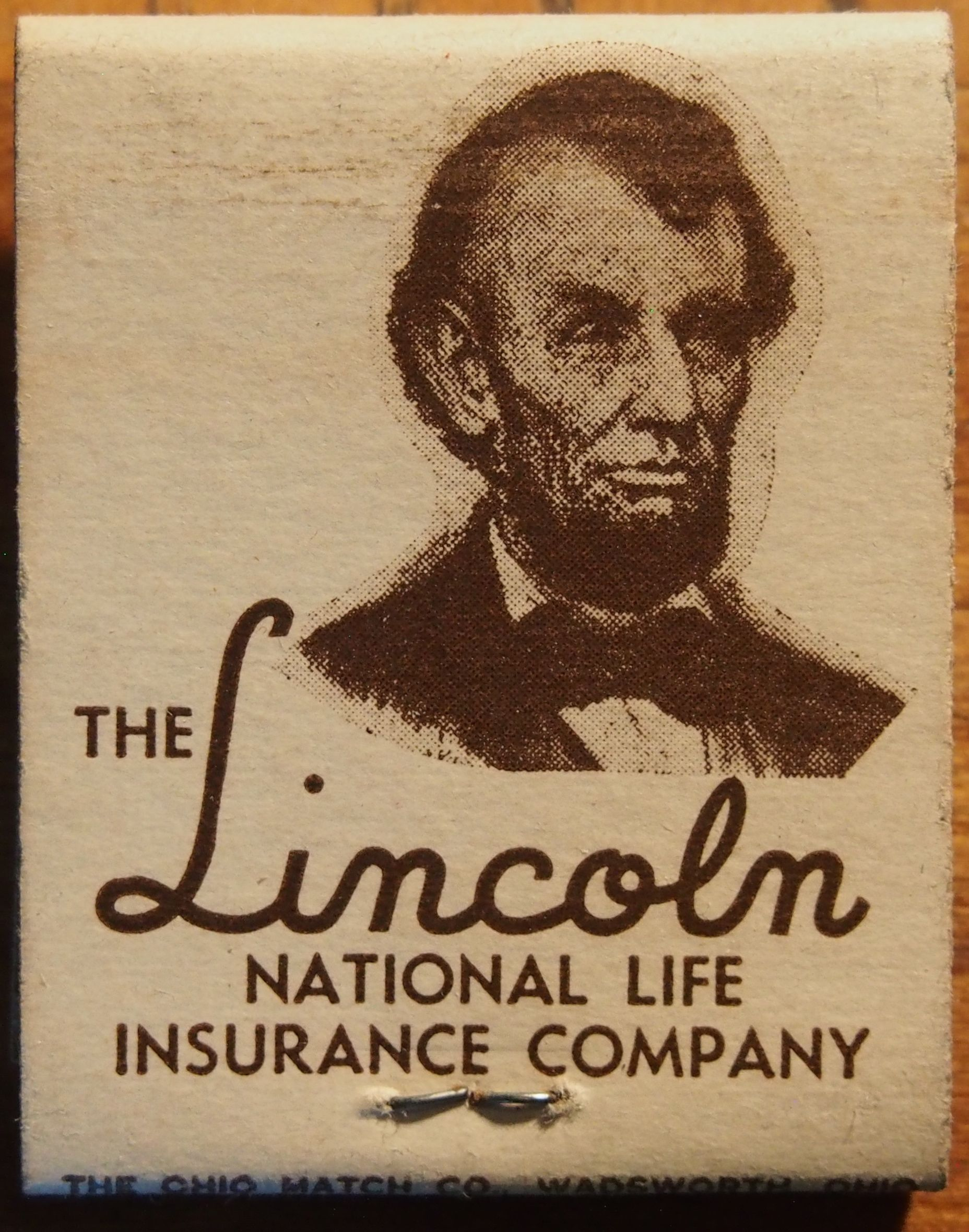 The Lincoln National Life Insurance Company Front Strike