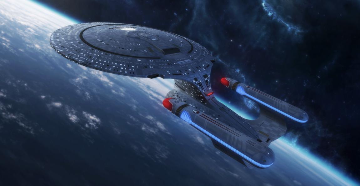 All Good Things By Jetfreak 7 On Deviantart Star Trek Ships Star Trek Art Star Trek Starships