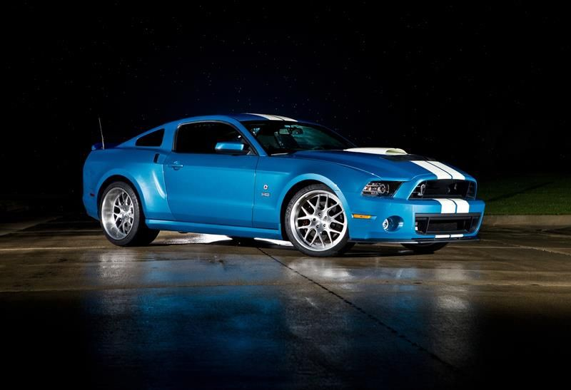 Ford S Carroll Shelby Tribute Gt500 Cobra Ford Mustang Shelby