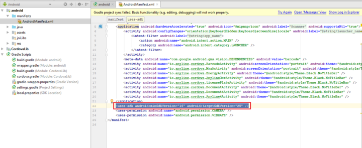 Build Android SAPUI5 OCR Scanner with SAP Web IDE and