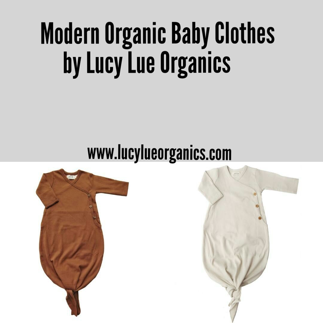 73be6bc34 100% Organic Cotton baby essentials made by Lucy Lue Organics. Shop ...