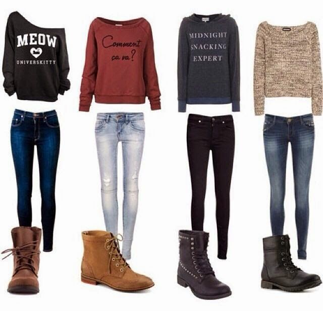 05c66372b17d Im going to recreate these looks i love them so much for fall ...